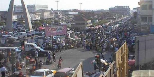 Ghana: crollo centro commerciale